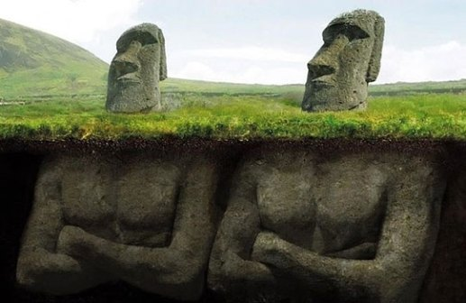 Easter Island´s truth uncovered.